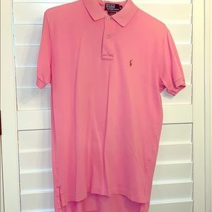 GUC pink Polo by Ralph Lauren